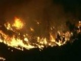 Hundreds Of Thousands Flee California Wildfires