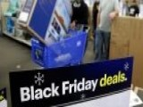 Holiday Shoppers Out In Full Force On Black Friday