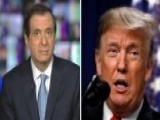 Howard Kurtz: Why Trump Base Is Rebelling Over Hot-button Issues