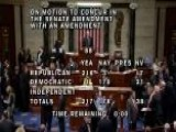 House Passes Procedural Bill To Set Up Another Spending Bill