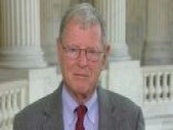 Inhofe Proposes Plan To Minimize Damage Of Spending Cuts