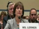 IRS Hearing Raises More Questions Than Answers