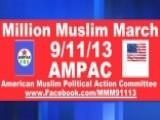 Islamic Group Plans 'million Muslim March' On September 11
