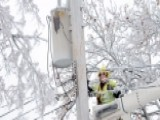 Ice Storms Knock Out Power To Tens Of Thousands