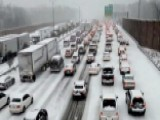Ice Storm Slams Southern States
