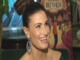 Idina Menzel Brings Her Famous Pipes Back To Broadway