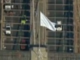 Investigation Into Tampered Flags On Brooklyn Bridge