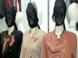 Iraqi Shopkeeppers Forced To Put Veils On Mannequins