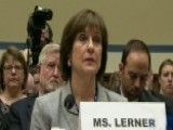 IRS Bombshell: Lerner's BlackBerry Deliberately Destroyed