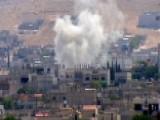 ISIS Making Gains On Turkey, Syria Border