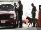 Illegal Immigrant Drug Smuggler Suing For Patrol Dog Attack