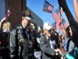 Iwo Jima Vets Reunite In Washington 70 Years After Battle