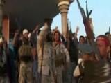 Iran Aiding Iraqi Effort To Retake Key City North Of Baghdad