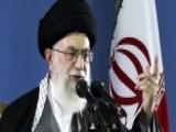 Iran's Supreme Leader: GOP Letter Shows Disintegration In DC