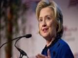 Is Hillary Clinton Failing At Retail Politics?