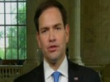 Is Rubio Getting 'Trumped'?