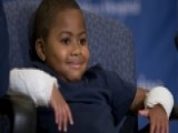 Incredible Story Of First Boy To Get Double Hand Transplant