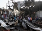 ISIS Claims Responsibility For Truck Bombing In Baghdad
