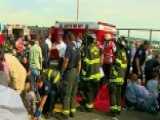 Injuries Reported After Duck Boat Plows Into Charter Bus