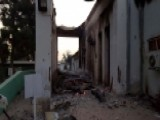 Investigation Into Afghan Hospital Bombing Continues