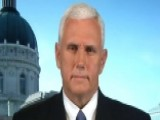Indiana Governor Defends Barring Refugee Family From State