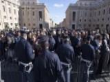 Italy Increases Security Ahead Of Vatican's Jubilee