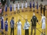 Indiana Basketball Coach Told To Stop Pre-game Prayer