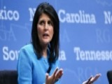 Is The Press Overstating Nikki Haley As VP Contender?