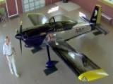 Inside The Wellington Aero Club