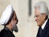Iranian President Visits Italy In First Trip Since Sanctions