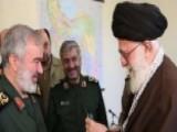 Iran's Ayatollah Awards Medals To Troops Who Held US Sailors