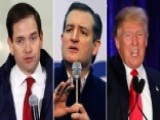 Is GOP Race A Three-way Contest Between Rubio, Trump Cruz?