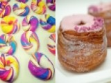 Is The Rainbow Bagel Bigger Than The Cronut?