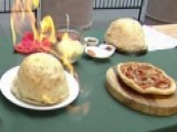 Igniting A 'pizza Bomb'