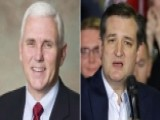 Indiana Gov. Mike Pence To Endorse Ted Cruz For President