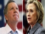 Is Kasich Dropping Out Of The Race Bad News For Clinton?