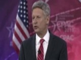 Is Libertarian Ticket A Threat To Either Trump Or Clinton?
