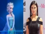 Idina Menzel 00006000 On Elsas Love Life