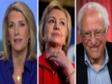 Ingraham On Clinton: Bernie Sanders Is Her Donald Trump