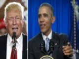 Is It Time For Obama To Stop Attacking Trump?