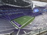 Inside The Minnesota Vikings' New State-of-the-art Stadium