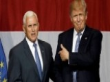 Is Trump At Risk Of Losing His Campaign To Pence?