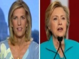 Ingraham: Clinton Is Literally Hiding Behind Her Big Donors