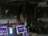 Investigation Under Way In Firebombing Of NC GOP Office