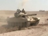 ISIS Tries To Slow Iraqi Troops As They Close In On Mosul