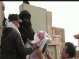 Iraqi Troops Work To Evacuate Families From Mosul