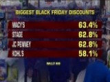 Investors Focus On Black Friday Retailers