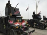 Iraqis Celebrate Key Victory