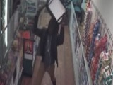 Intoxicated Customer's Violent Rampage Caught On Camera