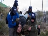 Israeli Forces Evacuating Settlers From West Bank Outpost